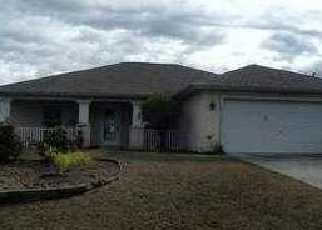 Pre Foreclosure en Cape Coral 33993 NW 20TH TER - Identificador: 962052984