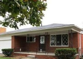 Pre Foreclosure en Trenton 48183 VALLEY RD - Identificador: 964331305