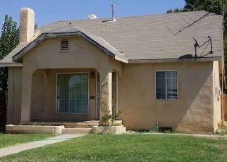 Pre Foreclosure en Lindsay 93247 VAN NESS AVE - Identificador: 965330322