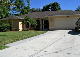 Pre Foreclosure en North Port 34291 BATHFELD RD - Identificador: 971360349