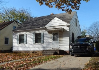 Pre Foreclosure en Cleveland 44109 GARWOOD RD - Identificador: 974235206
