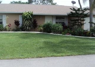 Pre Foreclosure en Bonita Springs 34134 MARAN LN - Identificador: 983008714