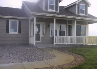 Pre Foreclosure en Bennett 80102 S COUNTY ROAD 137 - Identificador: 985087325