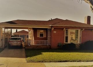 Pre Ejecución Hipotecaria en Inglewood 90305 WEST BLVD - Identificador: 985993504