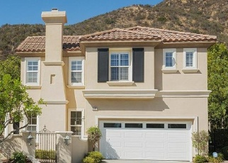 Pre Foreclosure en Oak Park 91377 DEERHILL RD - Identificador: 993675114